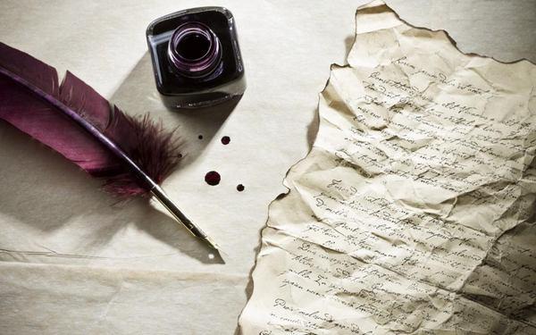 یک نامه ام، بدون شروع و بــــدون نام
