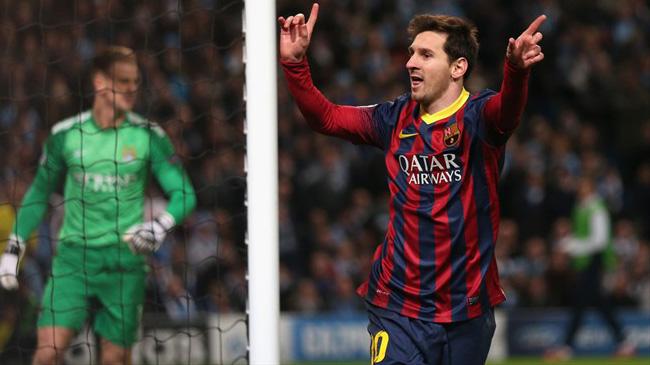 منچستر سیتی ۰-۲ بارسلونا؛ پیروزی ارزشمند شاگردان تاتا