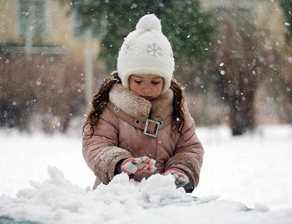 بی برف بازی زندگی امکان ندارد