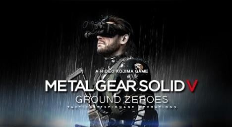 دانلود تریلر مقایسه گرافیک بازی Metal Gear Solid V Ground Zeroes