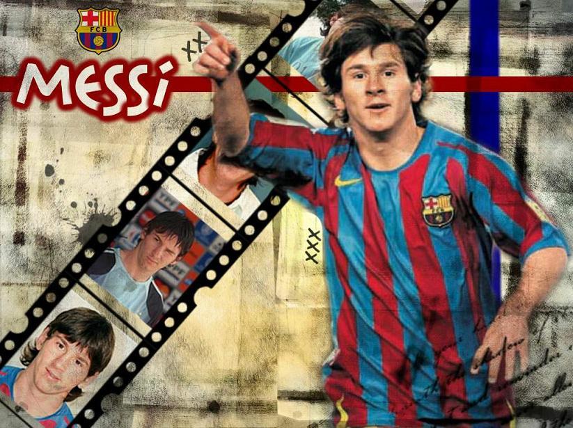مسی -بهترین بازیکن دنیا
