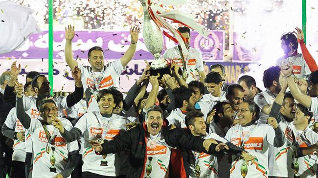مس کرمان ۰-۱ تراکتورسازی؛ اولین قهرمان تراکتور در جام حذفی