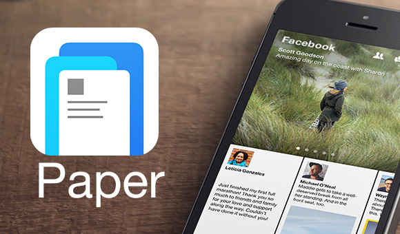 دانلود Paper – Stories from Facebook برای آیفون