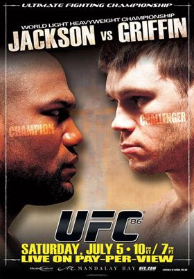 دانلود یو اف سی 86 | UFC 86: UFC 86: Jackson vs. Griffin-نسخه ی 720P