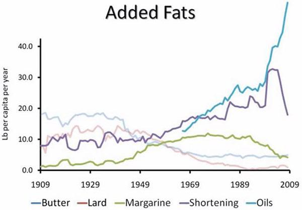 تغذیه: آشنایی با اشکالات رژیمهای غذایی مدرن با ۱۰ نمودار