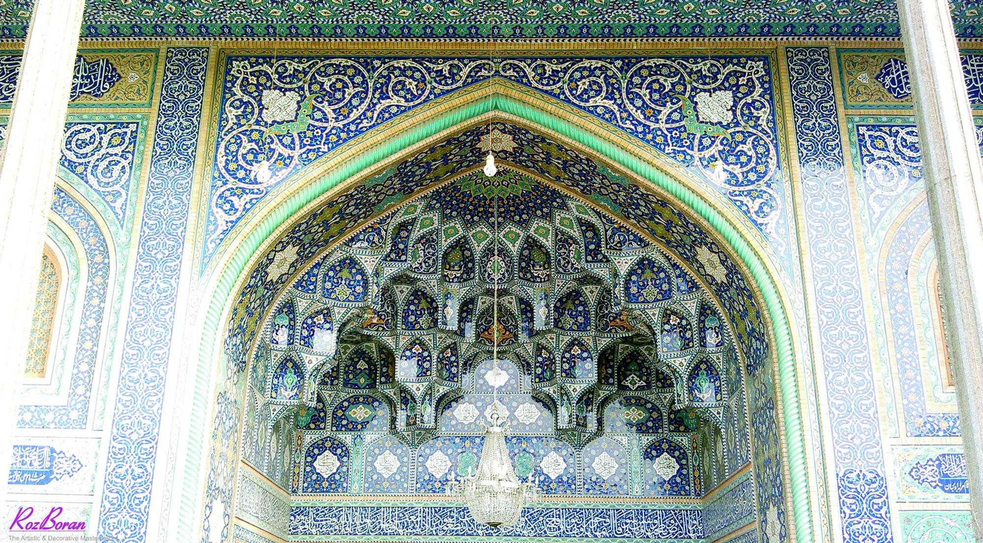 معماری اسلامی در ایران