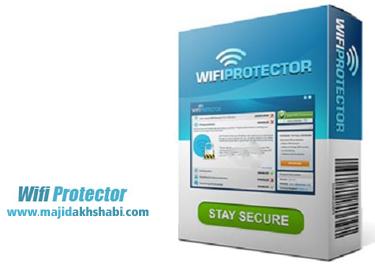 نرم افزار محافظت از WIFI