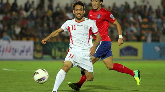 پیام صادقیان به تیم ملی فوتبال ایران دعوت شد
