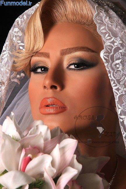 میکاپ عروس,میکاپ عروس 93,میکاپ عروس ایرانی,میکاپ عروس فیس بوک