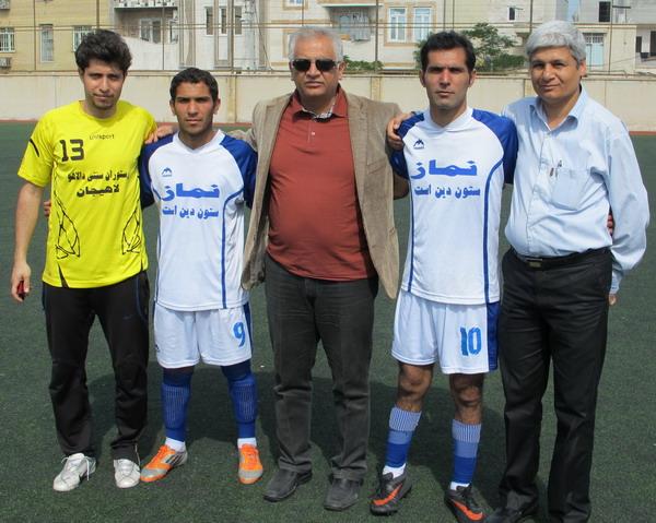 دشتستان اسپورت: بوشهر قهرمان فوتبال هفت نفره كشور شد.