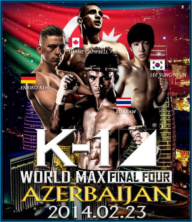 دانلــود: K-1.World.MAX.Final.Four.Azerbaijan +حجم مناسب