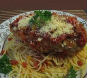 آشپزی: طرز تهیه ی اسپاگتی با سس مرغ