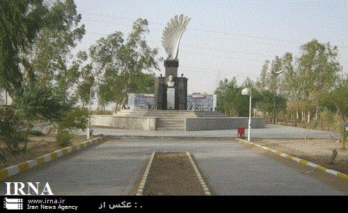 3  راهنمای مناطق عملیاتی جبهه جنوب  ( یادمان های خوزستان )