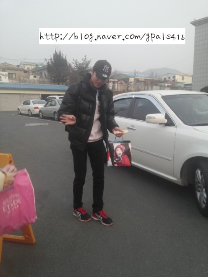 841335830 [Photo] Kim Kyu Jong in Jeonju [14.02.14]