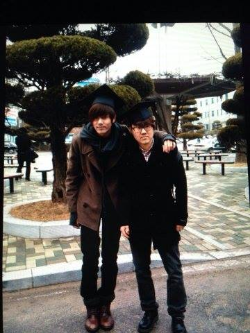 1920460 248971188615163 1257669109 n [Photo] Kim Kyu Jong   Old Photo Shared by Park Kang Min [14.02.28].