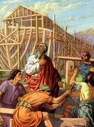 مطالب داغ: کشتی نوح (ع) چگونه ساخته شد؟