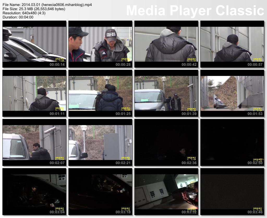 [Fancam] Kim Hyun Joong Inspiring Generation Shooting in Yeoju Film Set [14.03.01]
