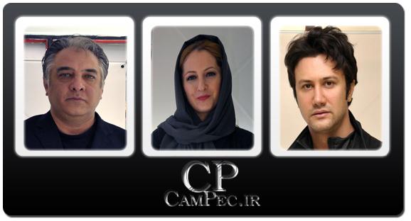 عکس های بازیگران در موسسه خیریه بهنام دهش پور