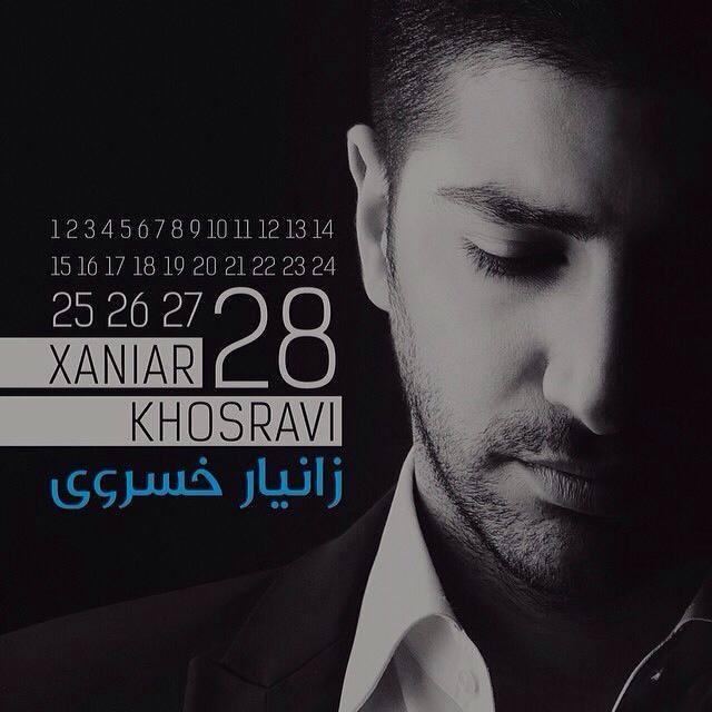 Xaniar Khosravi – 28