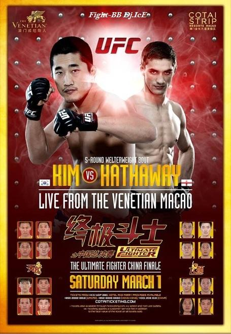 دانــلود فینال التیمت فایتر چین | TUF China Finale: Kim vs. Hathaway-تمام قست ها-H265-720p