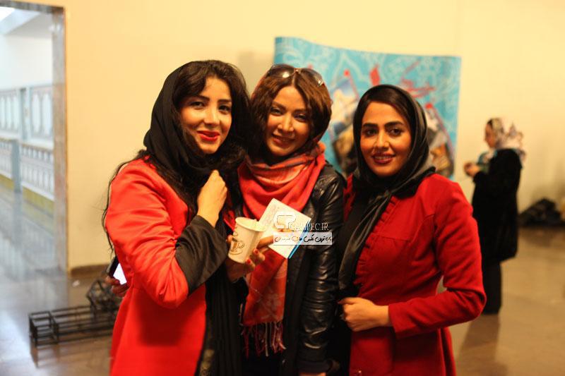 فقیهه سلطانی و مرجان سپهری