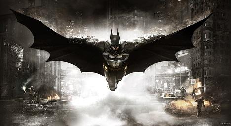 دانلود اولین تریلر بازی Batman Arkham Knight
