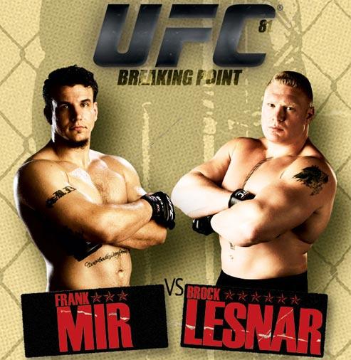 "دانلود یو اف سی 81   UFC 81: ""Breaking Point"