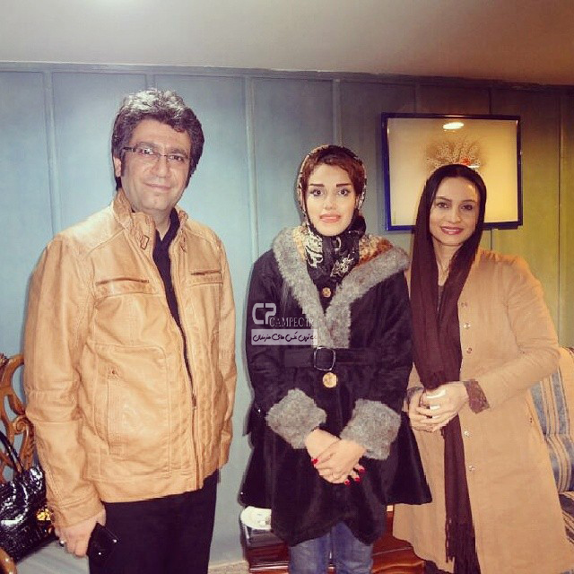 مریم کاویانی و رضا رشید پور