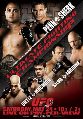 دانلود یو اف سی 84 | UFC 84:  Ill.Will