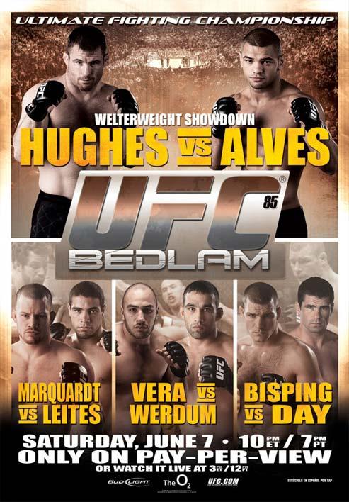 دانلود یو اف سی 85  | UFC 85 Bedlam