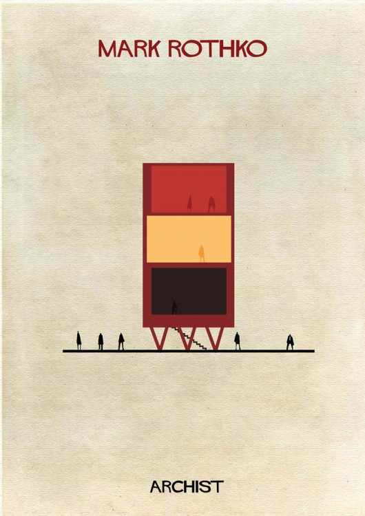http://s5.picofile.com/file/8115961626/53176137c07a80688c00001b_archist_illustrations_of_famous_art_reimagined_as_architecture_07_mark_rothko_01_530x750.jpg