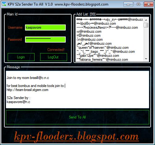 KPV s2a Sender to All V 1.0 S2a