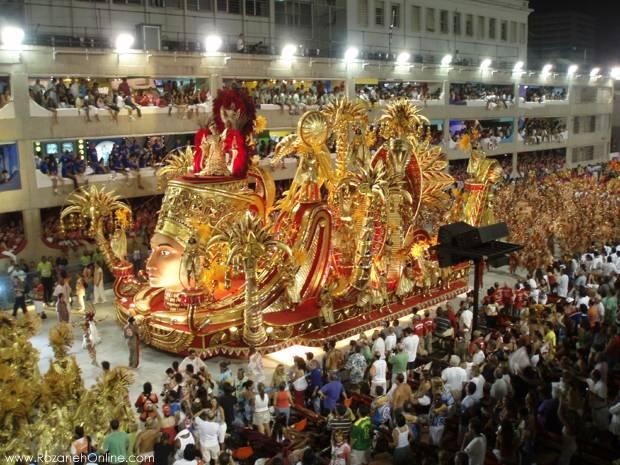 مطالب داغ: رنگارنگترین فستیوالهای جهان