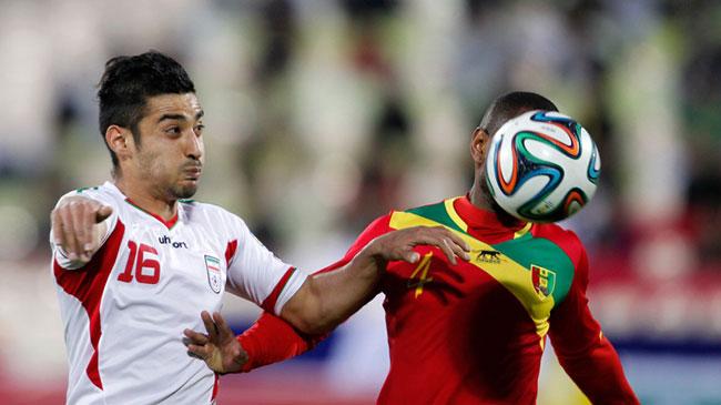 رضا قوچاننژاد برترین ورزشکار مرد سال ۱۳۹۲