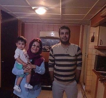 خانواده محسن چاوشی