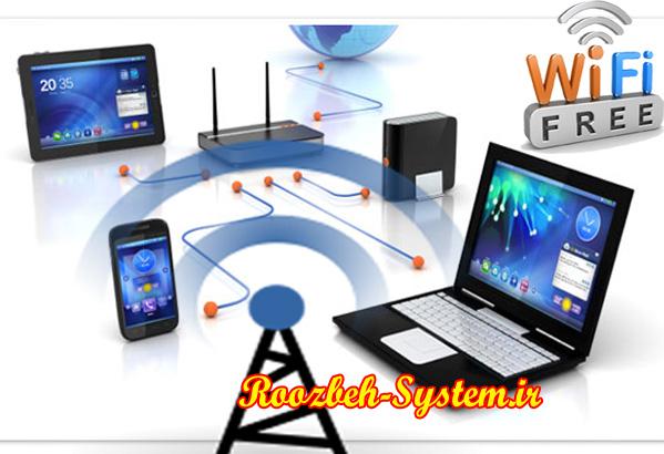 خطرات استفاده از شبکههای وایفای عمومی + اینفوگرافیک