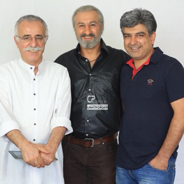 www Campec Ir Mohsen Tanabandeh 3 محسن تنابنده در سریال شاهگوش
