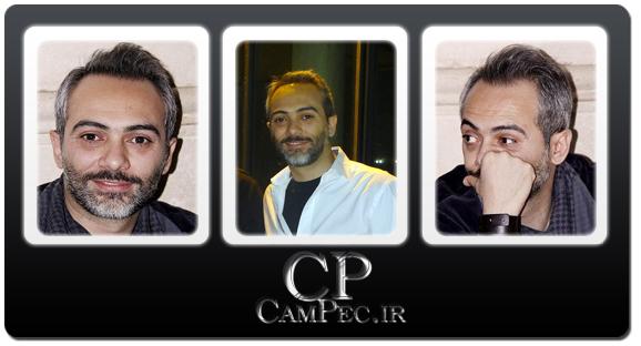 عکس های جدید علی قربانزاده