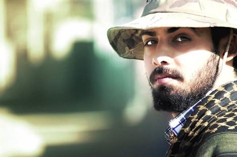 پسر حزب اللهی خط خطی های ذهن من