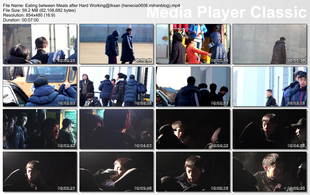 [HollisHyun Fancam] Kim Hyun Joong Inspiring Generation Shooting in Iksan [14.03.11]