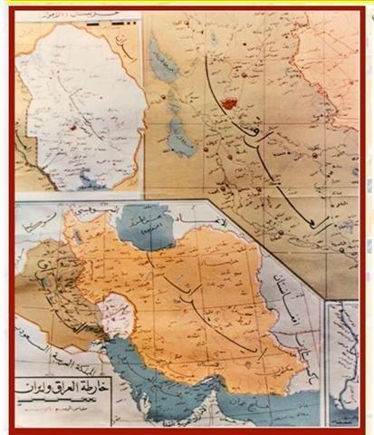 اندیشه جدایی خوزستان از اهداف دشمن بود
