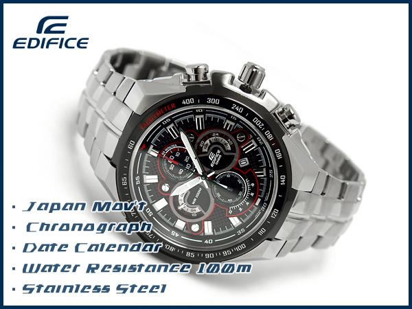 ساعت مچی کاسیو مردانه مدل EF - 554