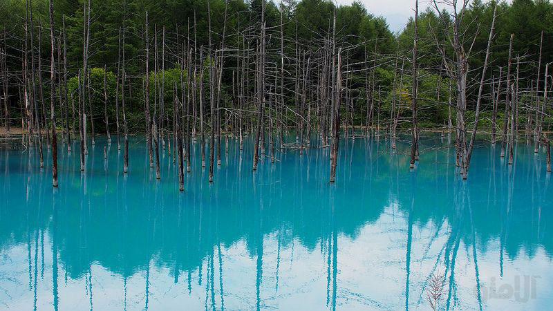 مطالب داغ: آبیترین آب دنیا کجاست؟