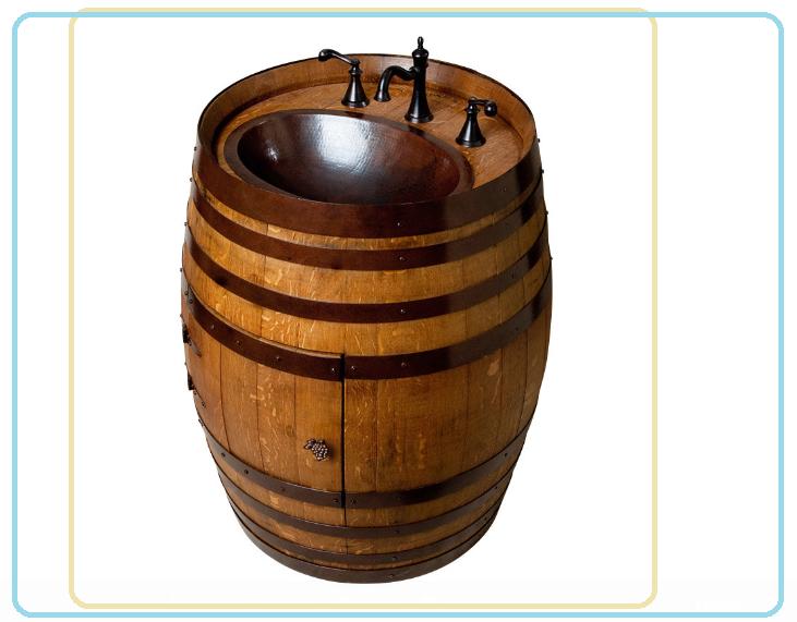 صنایع چوب تولیدات و گالری عکس کابین های زیر سینک و دستشویی تمام چوب ضد آب