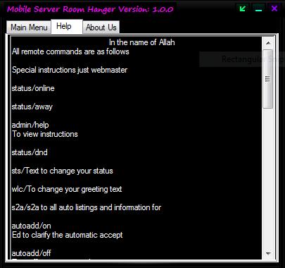 Freebuzz TeaM and New1 TeaM Mobile Server Room Hanger Coded By $!_javad(l)jody_!$@Nimbuzz.com And Rasolahwazi@Nimbuzz.com 51465