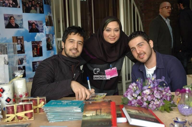 محمد رضا غفاری و مهرداد صدیقیان