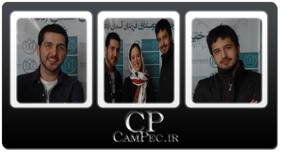 عکس های جدید مهرداد صدیقیان و محمد رضا غفاری