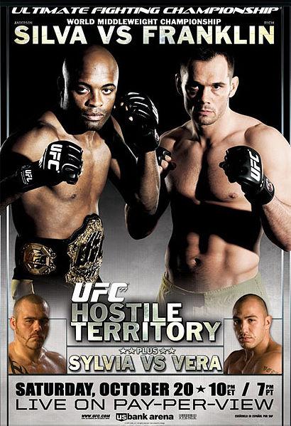 دانلود یو اف سی 77 | UFC 77:Hostile Territory