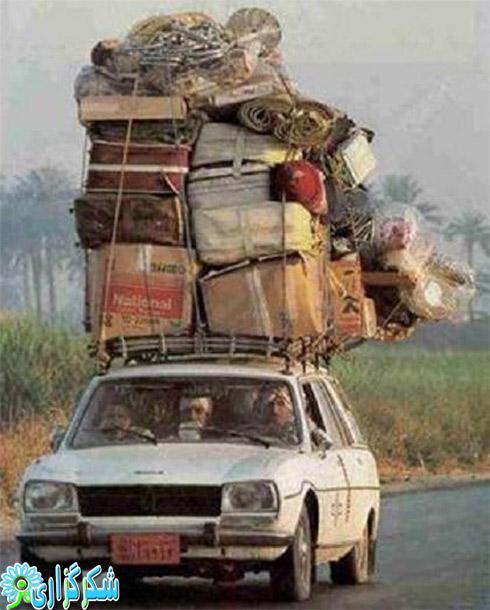 راهنمای سفر در تعطیلات عید