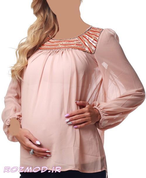 مدل جدید لباس حاملگی